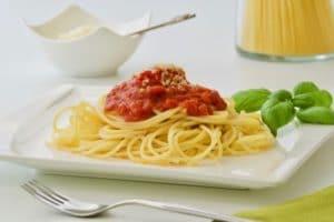 Špageti napolitana
