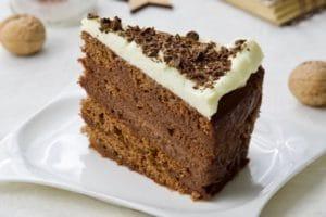 Čokoladna torta sa orasima