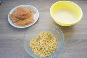 Hrskava pohana piletina u cornflakesu