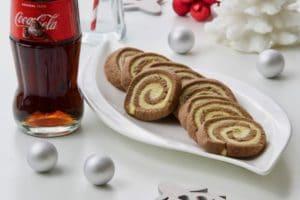 Puding keksi kao zarolani božićni kolači