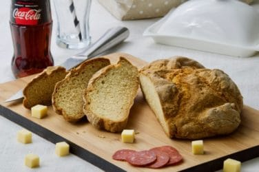 Brzi kruh sa sodom bikarbonom