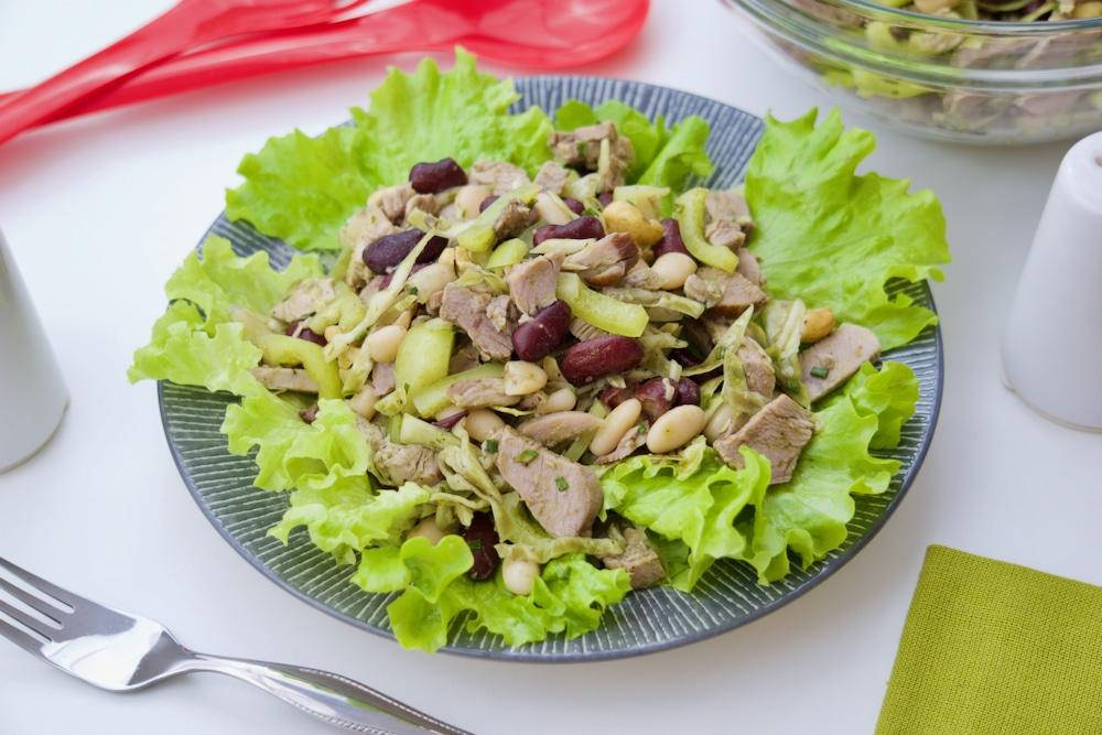 web stranica za jednu salatu