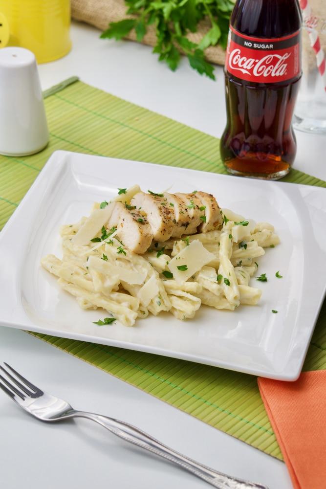 Piletina Alfredo - ručak za 15 minuta