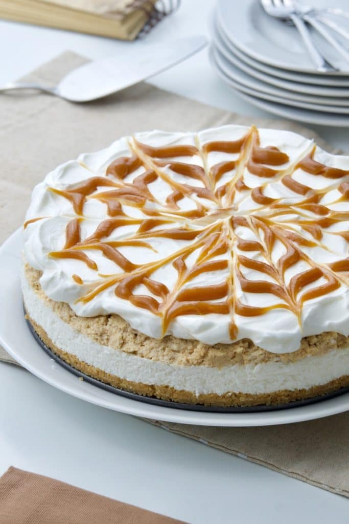 Raffaello cheesecake sa keksom