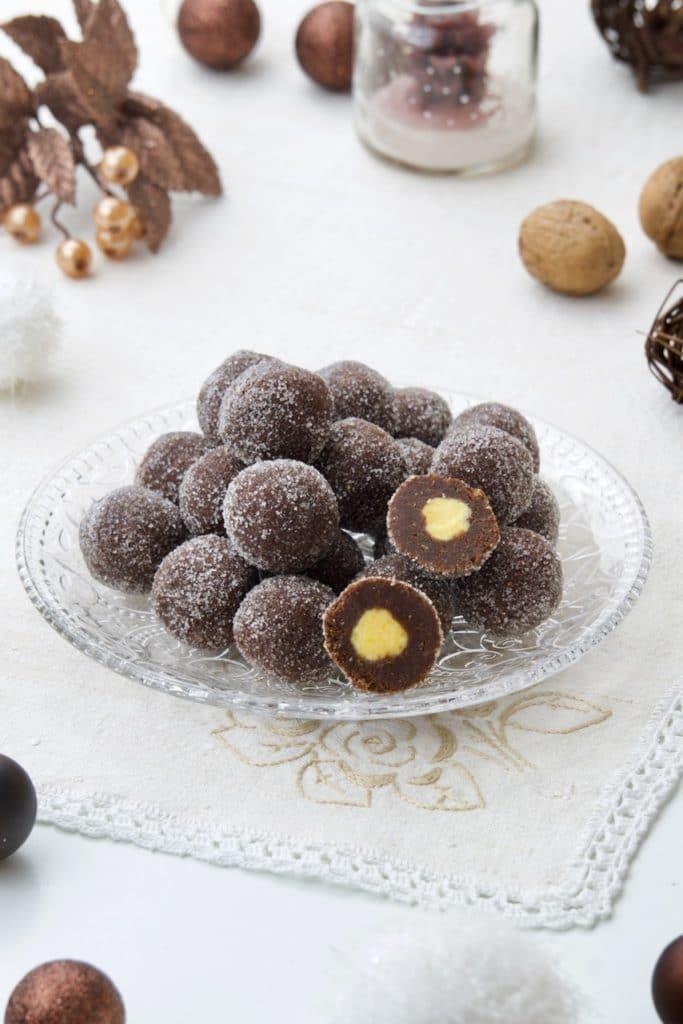 Čokoladne kuglice sa orasima