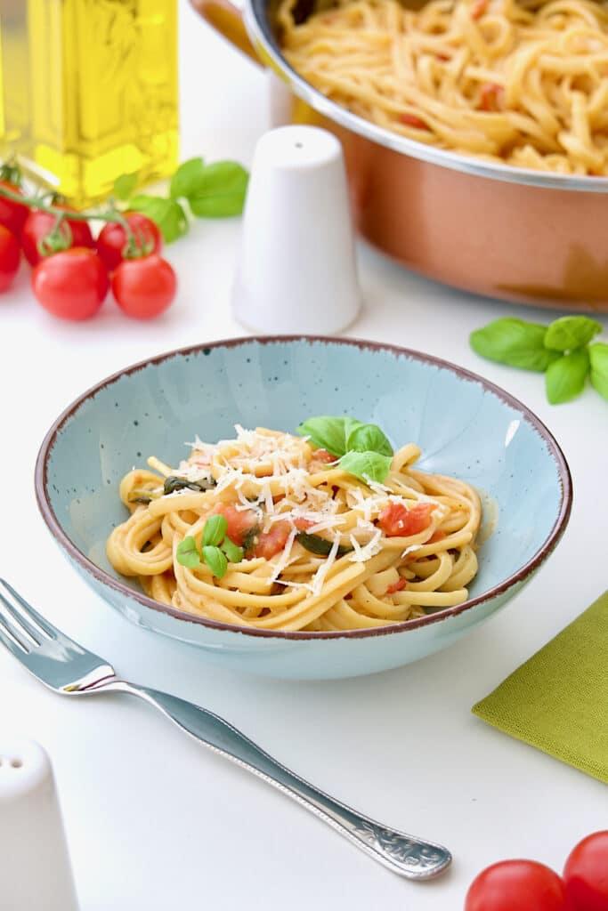 One Pan Pasta - Tjestenina iz jedne tave u finom umaku