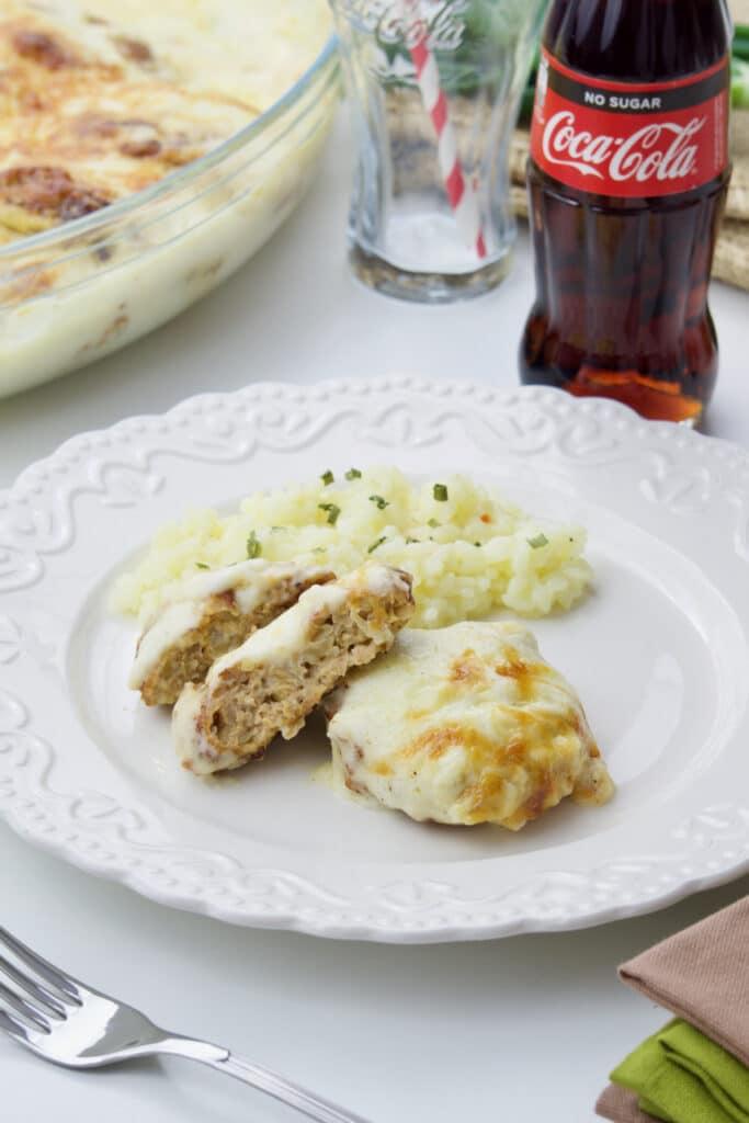 Đulbastije - kosani odresci s krumpirom