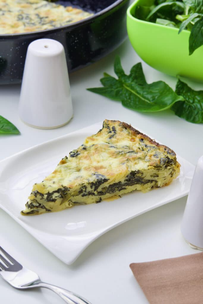 Pita sa špinatom i sirom po jednostavnom i brzom receptu