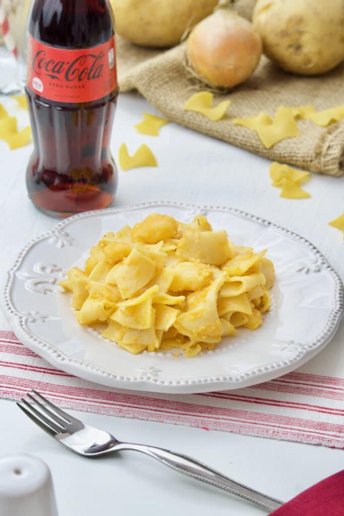 Granatir marš ili tjestenina s krumpirom – jelo našeg djetinjstva