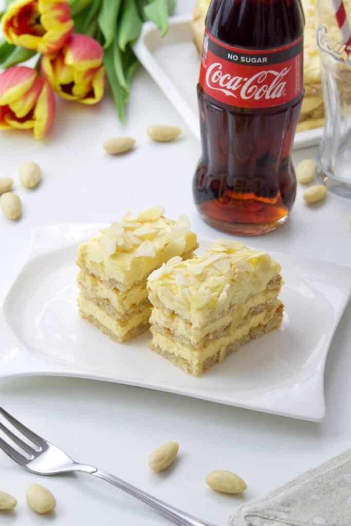 Švedska torta od badema